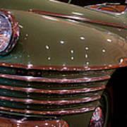 1942 Chrysler Royal Business Coupe Art Print