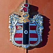 1952 Dodge Emblem Art Print