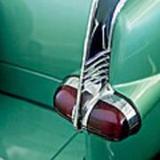 1953 Packard Caribbean Convertible Taillight Art Print