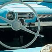 1954 Chevy Flo Abel Art Print