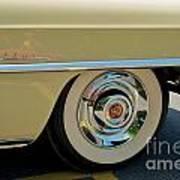 1955 Cadillac 2 Art Print