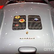 1955 Porsche 550 Rs Spyder . 7d9444 Art Print