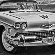 1957 Cadillac Art Print