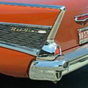 1957 Chevy Belair Art Print