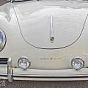1957 Porsche Speedster Antique Car Art Print