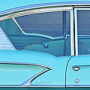 1958 Chevrolet Belair Art Print