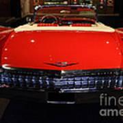 1959 Cadillac Convertible - 7d17377 Art Print by Wingsdomain Art and Photography