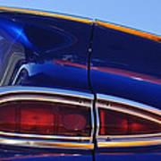 1959 Chevrolet El Camino Taillight Art Print
