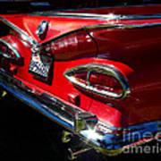1959 Chevy El Camino  Art Print
