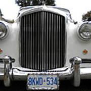 1960 Bentley Front Art Print