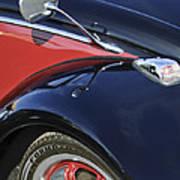 1966 Volkswagen Vw Bug Art Print