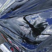 1967 Chevrolet Corvette 9 Art Print