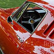 1967 Ferrari 275 Gtb4 Coupe Art Print