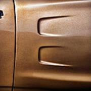 1968 Dodge Coronet Rt Art Print