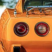 1977 Chevrolet Corvette Art Print