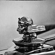 1930 Stutz 4 Door Sedan Sv 16 Art Print