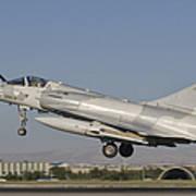 A Dassault Mirage 2000 Of The United Art Print