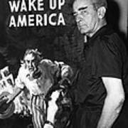American Artist And Cartoonist James Art Print