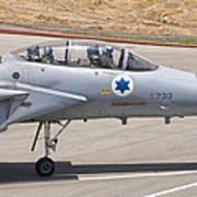 An F-15d Eagle Baz Aircraft Art Print