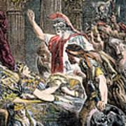 Antony & Cleopatra Art Print