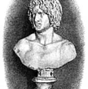 Arminius (c17 B.c.-21 A.d.) Art Print by Granger