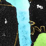 Bacterial Conjugation, Tem Art Print
