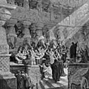 Belshazzars Feast Art Print by Granger