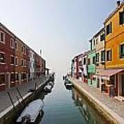 Burano - Venice - Italy Art Print by Joana Kruse