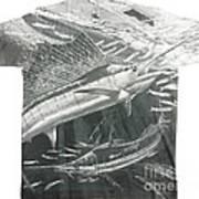 Carey Chen Mens Sailfish Shirt Art Print