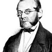 Carl Von Rokitansky, Austrian Art Print