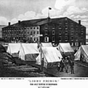 Civil War: Libby Prison Art Print
