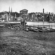Civil War: Richmond, 1865 Art Print