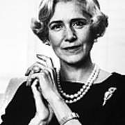 Clare Boothe Luce (1903-1987) Art Print