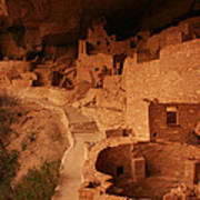 Cliff Palace Mesa Verde National Park Art Print