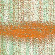 Color Rust Art Print