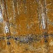 Detail Of Burnt Building Art Print