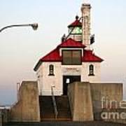 Duluth Mn Lighthouse Art Print