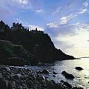 Dunluce Castle, Co Antrim, Ireland Art Print