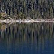 Elk Lake Oregon Art Print