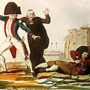 French Revolution, 1792 Art Print