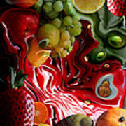 Fruit Medley Art Print