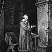 Galileo Galilei (1564-1642) Art Print by Granger