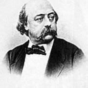 Gustave Flaubert (1821-1880) Art Print