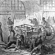 Harpers Ferry, 1859 Art Print by Granger