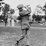 Harry Vardon (1870-1937) Art Print
