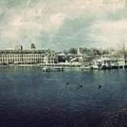 Historic Fox River Mills Art Print
