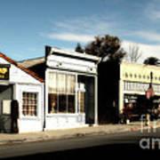 Historic Niles District In California Near Fremont . Main Street . Niles Boulevard . 7d10676 Art Print