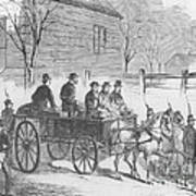 John Brown, American Abolitionist Art Print