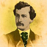 John Wilkes Booth, American Assassin Art Print