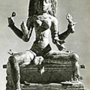 Kali Art Print by Photo Researchers